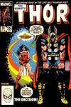 Thor #336 comic books - cover scans photos Thor #336 comic books - covers, picture gallery