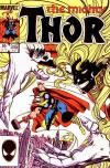 Thor #345 comic books - cover scans photos Thor #345 comic books - covers, picture gallery