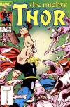 Thor #346 comic books - cover scans photos Thor #346 comic books - covers, picture gallery
