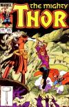 Thor #347 comic books - cover scans photos Thor #347 comic books - covers, picture gallery