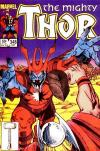 Thor #348 comic books - cover scans photos Thor #348 comic books - covers, picture gallery
