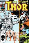 Thor #349 comic books - cover scans photos Thor #349 comic books - covers, picture gallery