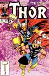 Thor #350 comic books - cover scans photos Thor #350 comic books - covers, picture gallery