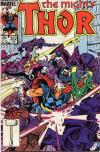 Thor #352 comic books - cover scans photos Thor #352 comic books - covers, picture gallery