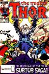 Thor #353 comic books - cover scans photos Thor #353 comic books - covers, picture gallery
