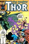 Thor #354 comic books - cover scans photos Thor #354 comic books - covers, picture gallery