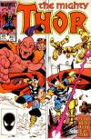 Thor #357 Comic Books - Covers, Scans, Photos  in Thor Comic Books - Covers, Scans, Gallery