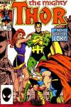 Thor #359 comic books - cover scans photos Thor #359 comic books - covers, picture gallery