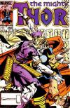 Thor #360 comic books - cover scans photos Thor #360 comic books - covers, picture gallery