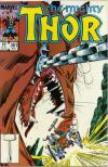 Thor #361 comic books - cover scans photos Thor #361 comic books - covers, picture gallery