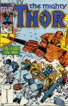 Thor #362 comic books - cover scans photos Thor #362 comic books - covers, picture gallery