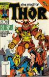 Thor #363 comic books - cover scans photos Thor #363 comic books - covers, picture gallery