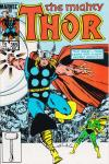 Thor #365 comic books - cover scans photos Thor #365 comic books - covers, picture gallery