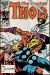 Thor #369 comic books - cover scans photos Thor #369 comic books - covers, picture gallery