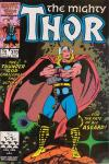 Thor #370 comic books - cover scans photos Thor #370 comic books - covers, picture gallery