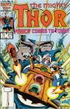 Thor #371 comic books - cover scans photos Thor #371 comic books - covers, picture gallery