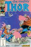 Thor #372 comic books - cover scans photos Thor #372 comic books - covers, picture gallery