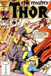 Thor #374 comic books - cover scans photos Thor #374 comic books - covers, picture gallery