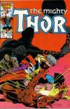 Thor #375 comic books - cover scans photos Thor #375 comic books - covers, picture gallery