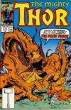 Thor #379 comic books - cover scans photos Thor #379 comic books - covers, picture gallery