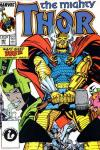 Thor #382 comic books - cover scans photos Thor #382 comic books - covers, picture gallery