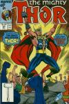Thor #384 comic books - cover scans photos Thor #384 comic books - covers, picture gallery