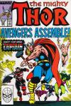 Thor #390 comic books - cover scans photos Thor #390 comic books - covers, picture gallery