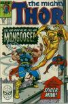 Thor #391 comic books - cover scans photos Thor #391 comic books - covers, picture gallery