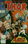 Thor #395 comic books - cover scans photos Thor #395 comic books - covers, picture gallery