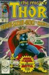 Thor #400 comic books - cover scans photos Thor #400 comic books - covers, picture gallery