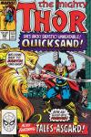 Thor #402 comic books - cover scans photos Thor #402 comic books - covers, picture gallery