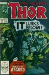 Thor #404 comic books - cover scans photos Thor #404 comic books - covers, picture gallery