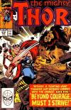 Thor #414 comic books - cover scans photos Thor #414 comic books - covers, picture gallery