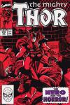 Thor #416 comic books - cover scans photos Thor #416 comic books - covers, picture gallery