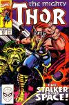 Thor #417 comic books - cover scans photos Thor #417 comic books - covers, picture gallery