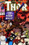 Thor #418 comic books - cover scans photos Thor #418 comic books - covers, picture gallery