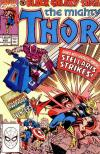 Thor #420 comic books - cover scans photos Thor #420 comic books - covers, picture gallery