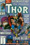 Thor #426 comic books - cover scans photos Thor #426 comic books - covers, picture gallery
