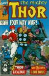 Thor #428 comic books - cover scans photos Thor #428 comic books - covers, picture gallery