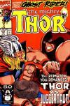 Thor #429 comic books - cover scans photos Thor #429 comic books - covers, picture gallery