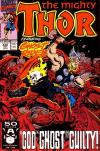 Thor #430 comic books - cover scans photos Thor #430 comic books - covers, picture gallery