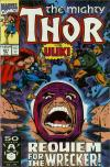 Thor #431 comic books - cover scans photos Thor #431 comic books - covers, picture gallery