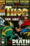 Thor #432 comic books - cover scans photos Thor #432 comic books - covers, picture gallery