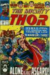 Thor #434 comic books - cover scans photos Thor #434 comic books - covers, picture gallery
