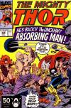 Thor #436 Comic Books - Covers, Scans, Photos  in Thor Comic Books - Covers, Scans, Gallery