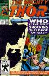 Thor #444 cheap bargain discounted comic books Thor #444 comic books