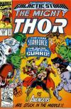 Thor #446 comic books - cover scans photos Thor #446 comic books - covers, picture gallery