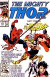 Thor #448 comic books - cover scans photos Thor #448 comic books - covers, picture gallery