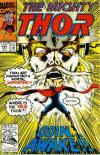 Thor #449 comic books for sale