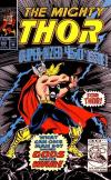 Thor #450 comic books - cover scans photos Thor #450 comic books - covers, picture gallery